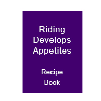 Riding Develops Appetites