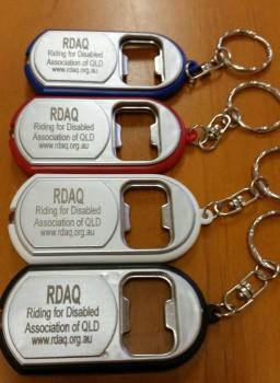 RDAQ keyring