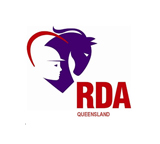 RDAQ Riding for Disabled - Logo