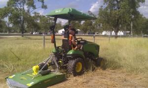 Tractor slasher (1)