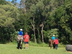 Trail Ride Pine rivers