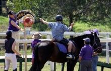 RDAQ Horse Basketball