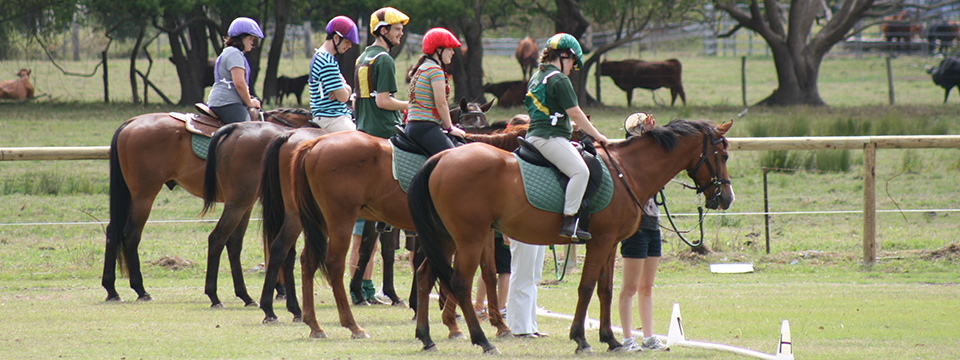 RDA Valley Riding For Disabled