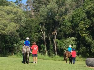Trail Ride Pine rivers